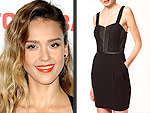 Party On! Festive Star Styles to Steal | Jessica Alba