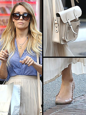 Lauren Conrad Shopping