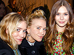 NYFW Day 8: An Olsen Convention | Ashley Olsen, Elizabeth Olsen, Mary-Kate Olsen