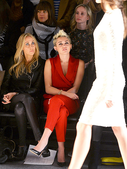 TISH & MILEY CYRUS photo | Miley Cyrus