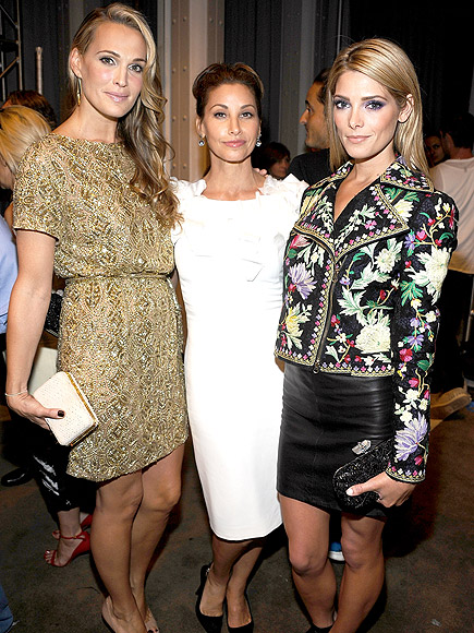 MOLLY SIMS, GINA GERSHON & ASHLEY GREENE  photo | Ashley Greene, Gina Gershon, Molly Sims