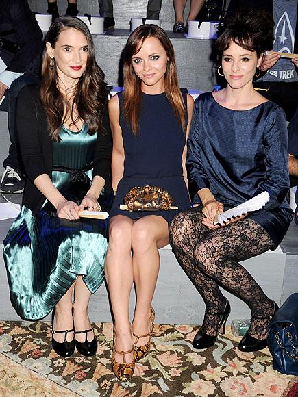 WINONA RYDER, CHRISTINA RICCI & PARKER POSEY  photo | Christina Ricci, Parker Posey, Winona Ryder