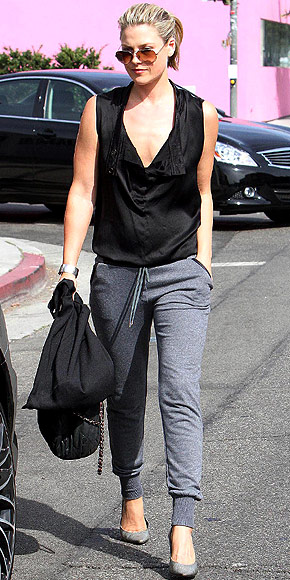 SWEATS & HEELS photo | Ali Larter