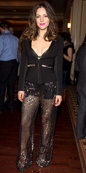 BEADED &quot;PANTS&quot; photo | Katharine McPhee