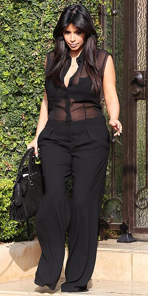 REVEALING ONESIES photo | Kim Kardashian