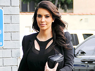 See the Mini Balenciaga Bag Kim Kardashian Gifted Niece Penelope | Kim Kardashian