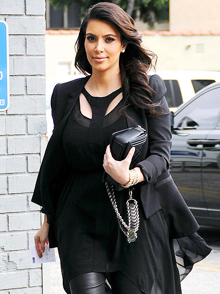 T-STRAP TOPS photo | Kim Kardashian