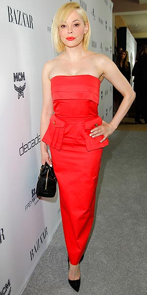 CARGO DRESSES photo | Rose McGowan