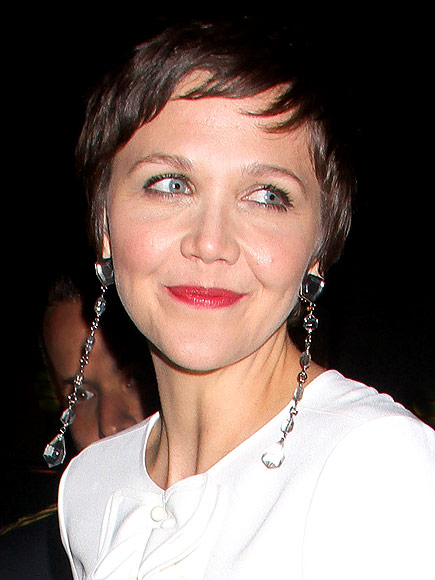 SUPER-LONG EARRINGS photo | Maggie Gyllenhaal