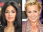 Nicole Scherzinger and Kellie Pickler Celebrate