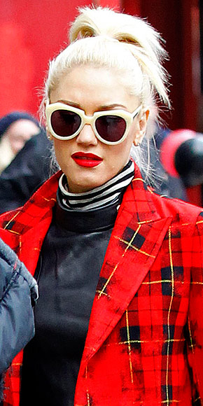 GWEN STEFANI&#39;S SHADES photo | Gwen Stefani