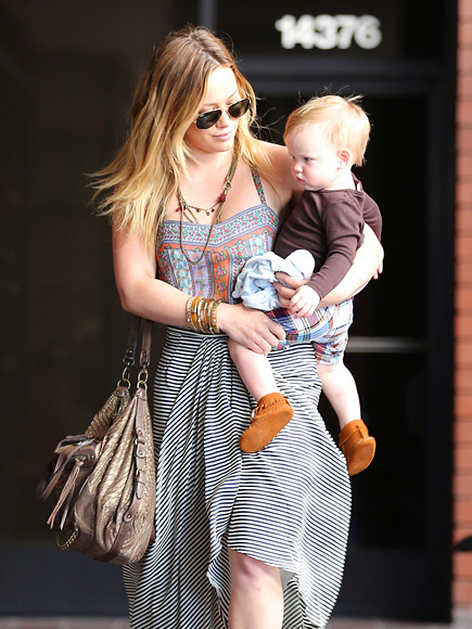 HILARY DUFF'S MAXI photo | Hilary Duff