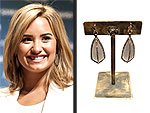 You Asked, We Found: Demi's Earrings and More