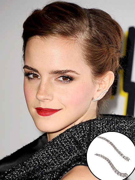 EMMA WATSON'S EARRINGS photo | Emma Watson
