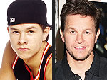 Mark Wahlberg&#39;s Changing Looks