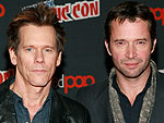 Kevin Bacon & James Purefoy Get Scary (and Sexy) on The Following