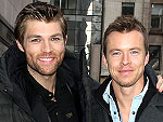 Spartacus Hunks Liam McIntyre and Todd Lasance Talk Going Nude