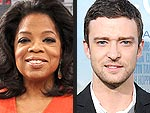 Happy Double Birthday to Oprah and Justin Timberlake