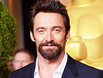 Hugh Jackman: What I Did to the Oscar Statue 'for Luck'
