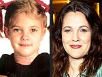 Drew Barrymore's Changing Looks!