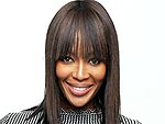 Naomi Campbell Introduces The Face