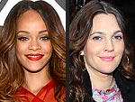 Rihanna and Drew Barrymore Celebrate This Week
