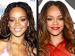 Rihanna's Changing Looks