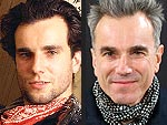 Daniel Day-Lewis's Changing Looks!