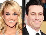 Best Birthday Wishes to Carrie Underwood and Jon Hamm