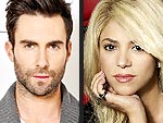 Adam Levine: Shakira Has &#39;Hot Flashes&#39; During The Voice