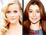 Happy Birthday to Reese Witherspoon and Alyson Hannigan
