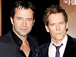 James Purefoy's Six Degrees of Kevin Bacon