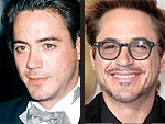 Robert Downey Jr.'s Changing Looks