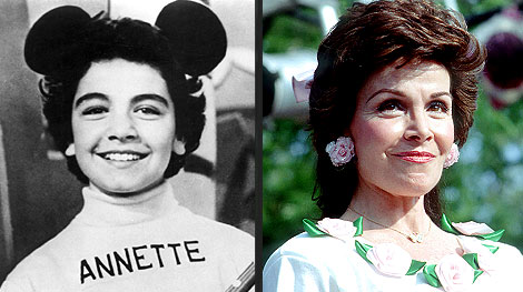 Annette Funicello: Listen to Her Life in Song