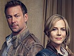 Grant Bowler and Julie Benz Introduce Their New Post-Apocalyptic Drama, Defiance