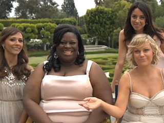 The Ladies of Parks and Recreation Crack Themselves Up