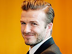 David Beckham Celebrates His Birthday