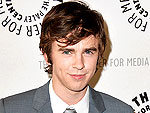 Bates Motel&#39;s Freddie Highmore Sounds Off on Johnny Depp