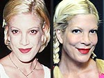Tori Spelling's Changing Looks!
