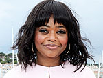 Octavia Spencer: 'Michael B. Jordan Has a Mad Crush on Me'