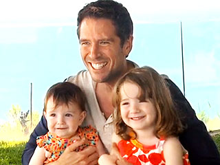 Alexis Denisof's Very Special Father-Daughter Bond
