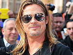 Brad Pitt Feels Bad for the World War Z Zombies