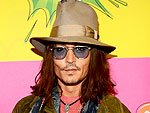 Johnny Depp Turns the Big 5-0