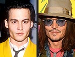 Johnny Depp: His Changing Looks