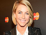 Julianne Hough Celebrates a Birthday