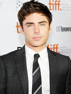 Zac Efron Breaks Jaw In Fall at Home