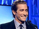 Jake Gyllenhaal Receives Hollywood Supporting Actor Award