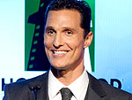Matthew McConaughey Crowned at Hollywood Film Awards