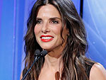 Sandra Bullock Honored As Hollywood Actress