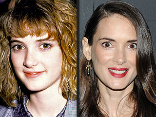 Happy Birthday, Winona Ryder! See How She's Changed over the Years